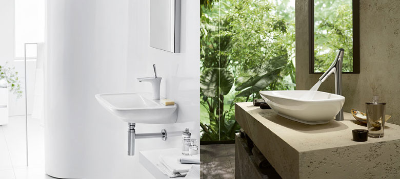 Hansgrohe Showers offer an unparralelled comfort.