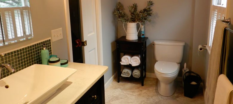 Stan can take care of your bathroom remodel from start to finish!